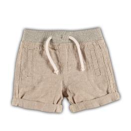Ленени къси панталони