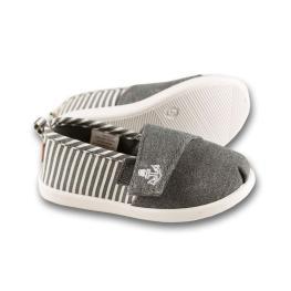 Летни обувки с котвичка