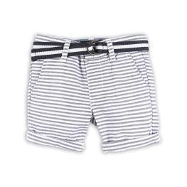 Къси панталони с колан