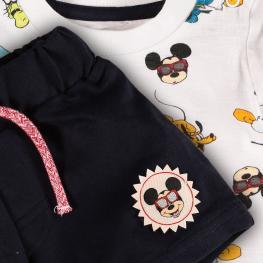 Детски летен комплект - Мики и приятели
