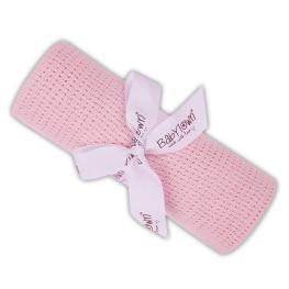Памучно бебешко одеяло