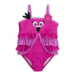 Детски цял бански Фламинго