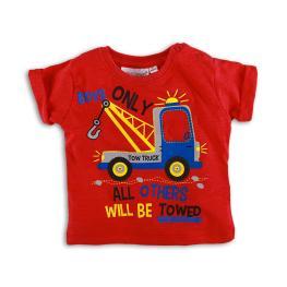 Тениска с камионче