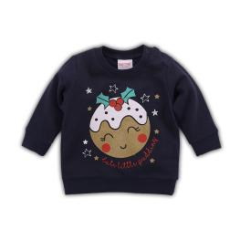 Коледна блузка Little Pudding