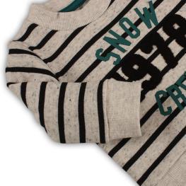 Ватирана блузка ''SNOW CREW''
