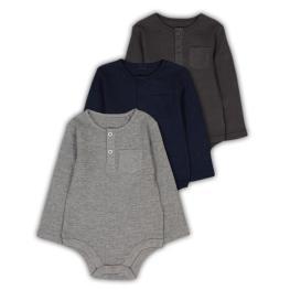 Комплект боди блузки- 3 броя