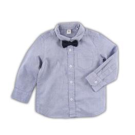 Детска официална риза с папионка