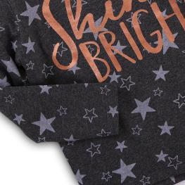 Детска блузка - Shine Bright
