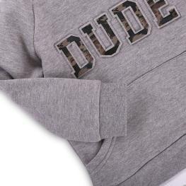 Ватирана блузка DUDE
