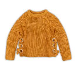 Модерен пуловер с халки