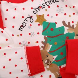 Коледна пижама Merry Christmas