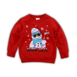 Коледна суитчер блузка ''Snow COOL''