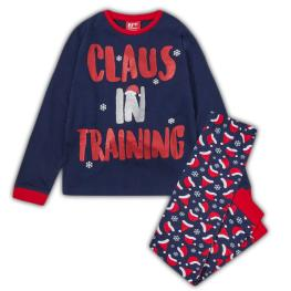 Коледна пижама ''CLAUS in Training''
