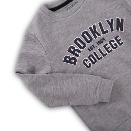 Ватирана блузка BROOKLYN COLLEGE