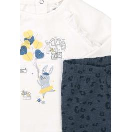 Блузка с клинче - Bonjour