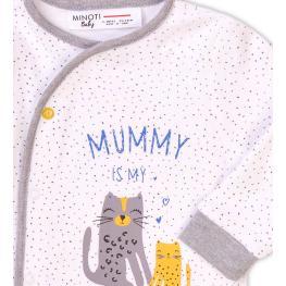 Гащеризончета Mummy is my BFF - 2 броя