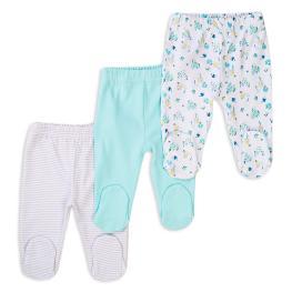 Бебешки ританки унисекс - 3 броя
