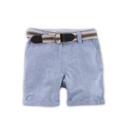Къси панталонки с колан