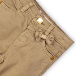 Елегантен панталон с панделка