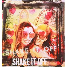 Модерен топ Shake it OFF