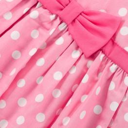 Разкошна лятна рокля на точки
