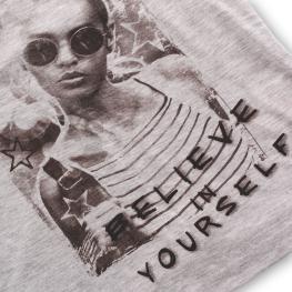 Модерен топ Believe in yourself