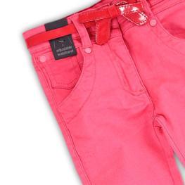 Цветен панталон с коланче (3-6 год.)