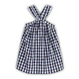 Карирана рокличка ''Черешки''