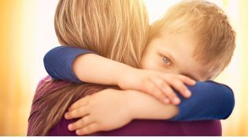 11 въздействащи фрази, които биха успокоили тревожното дете