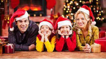 Как да превърнем Коледа в семейна традиция?