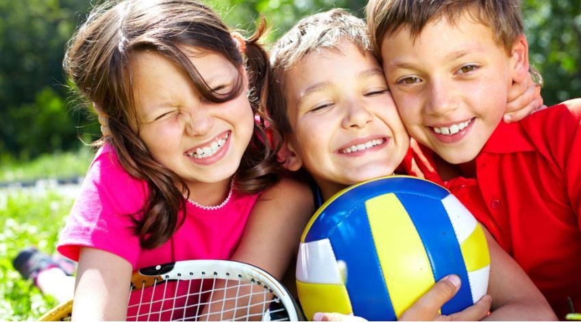 Физическата активност при децата