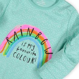 Гащеризонче Rainbow